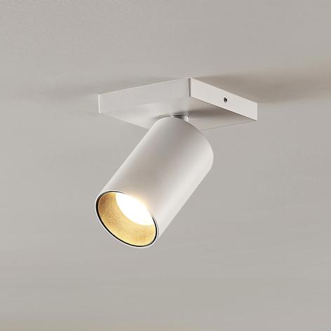 Spot Brinja, GU10, wit, 1-lamp, hoekig