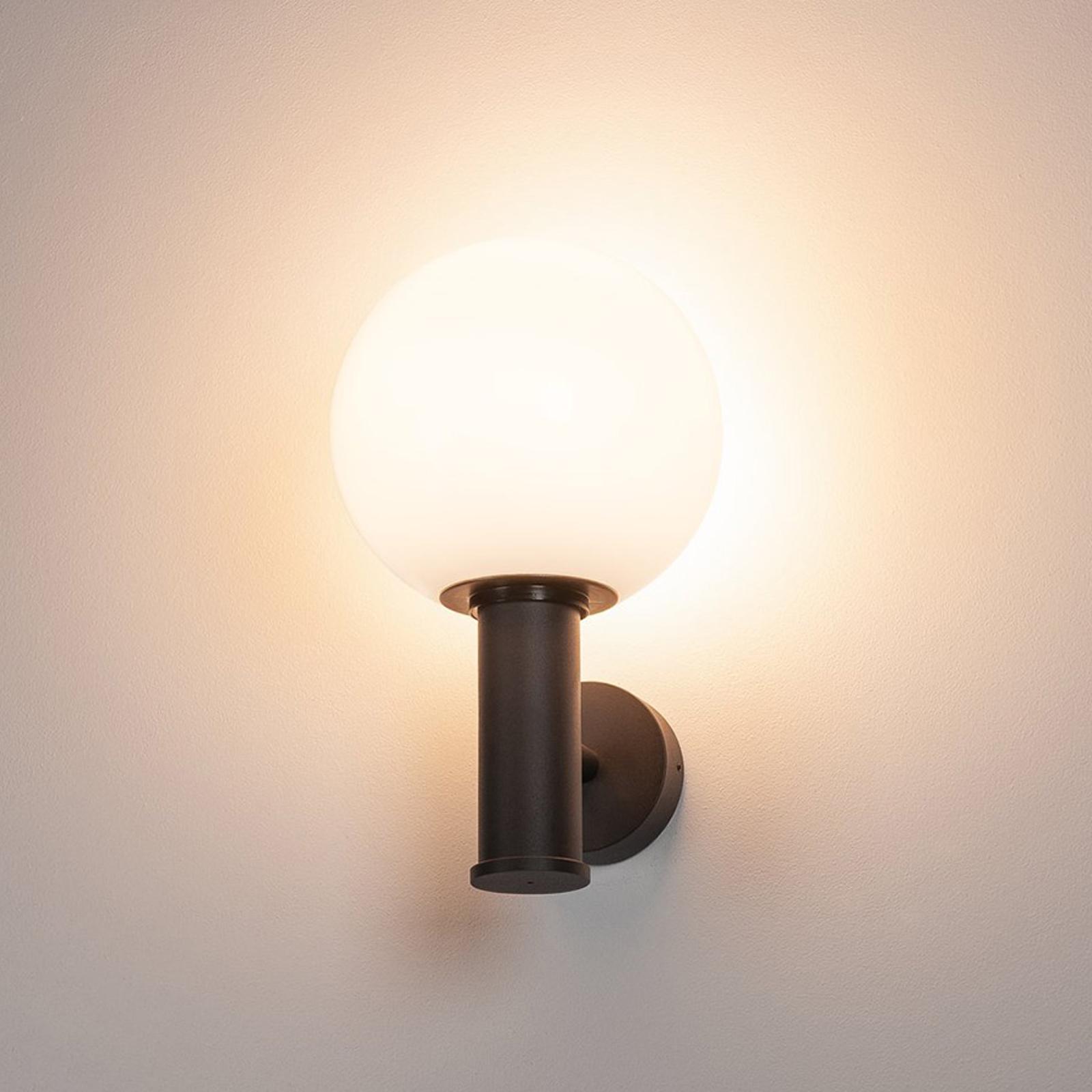 SLV Gloo Pure buitenwandlamp IP44