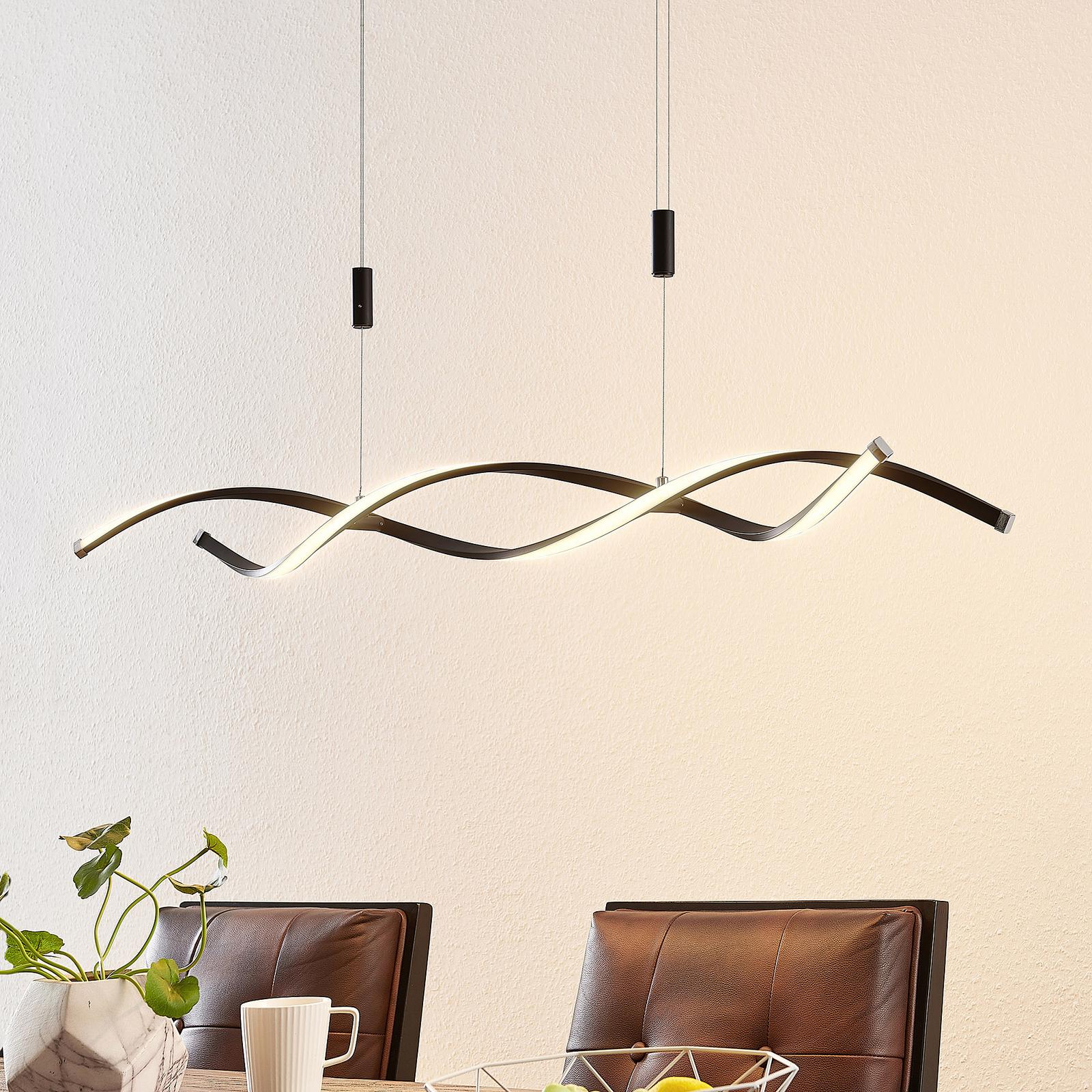 Lindby Welina LED-hengelampe