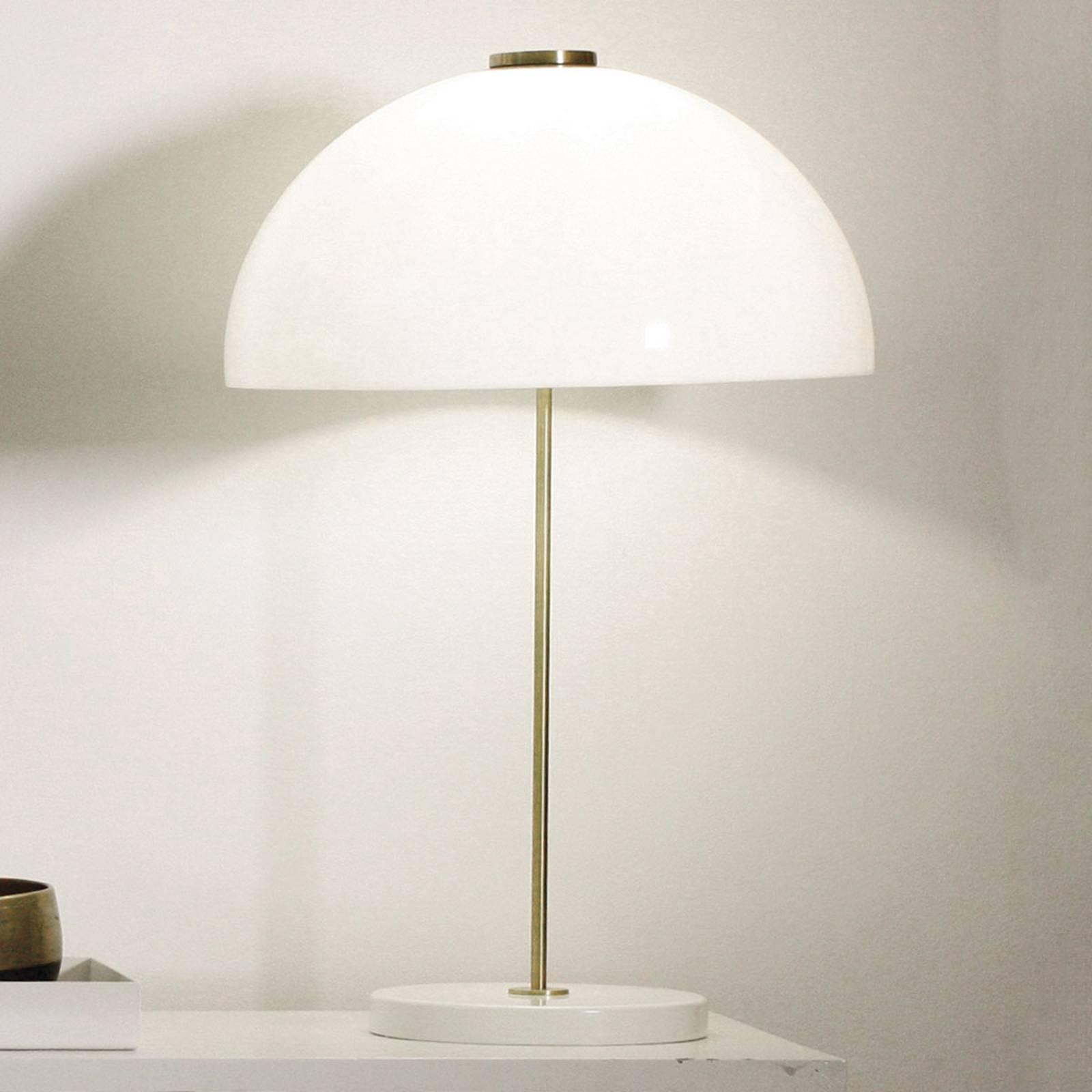 Innolux Kupoli tafellamp witte voet