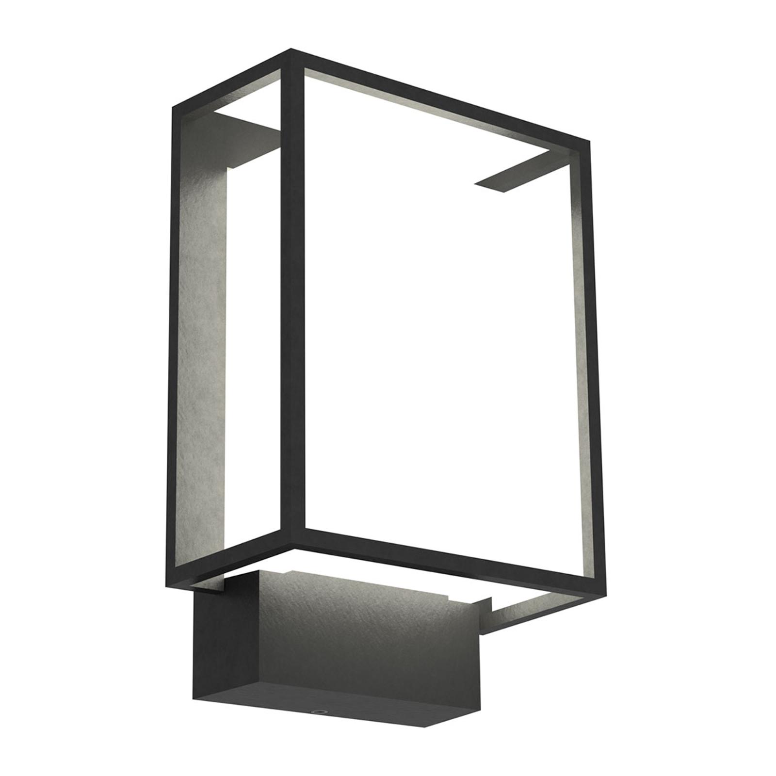 LED-Außenwandleuchte Nestor ohne Bewegungsmelder
