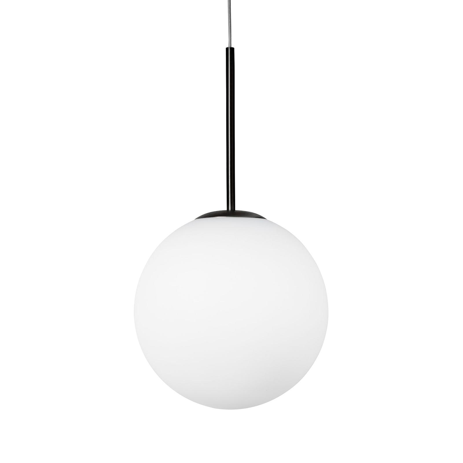 Jugen hængelampe, Black Edition, 1 lyskilde