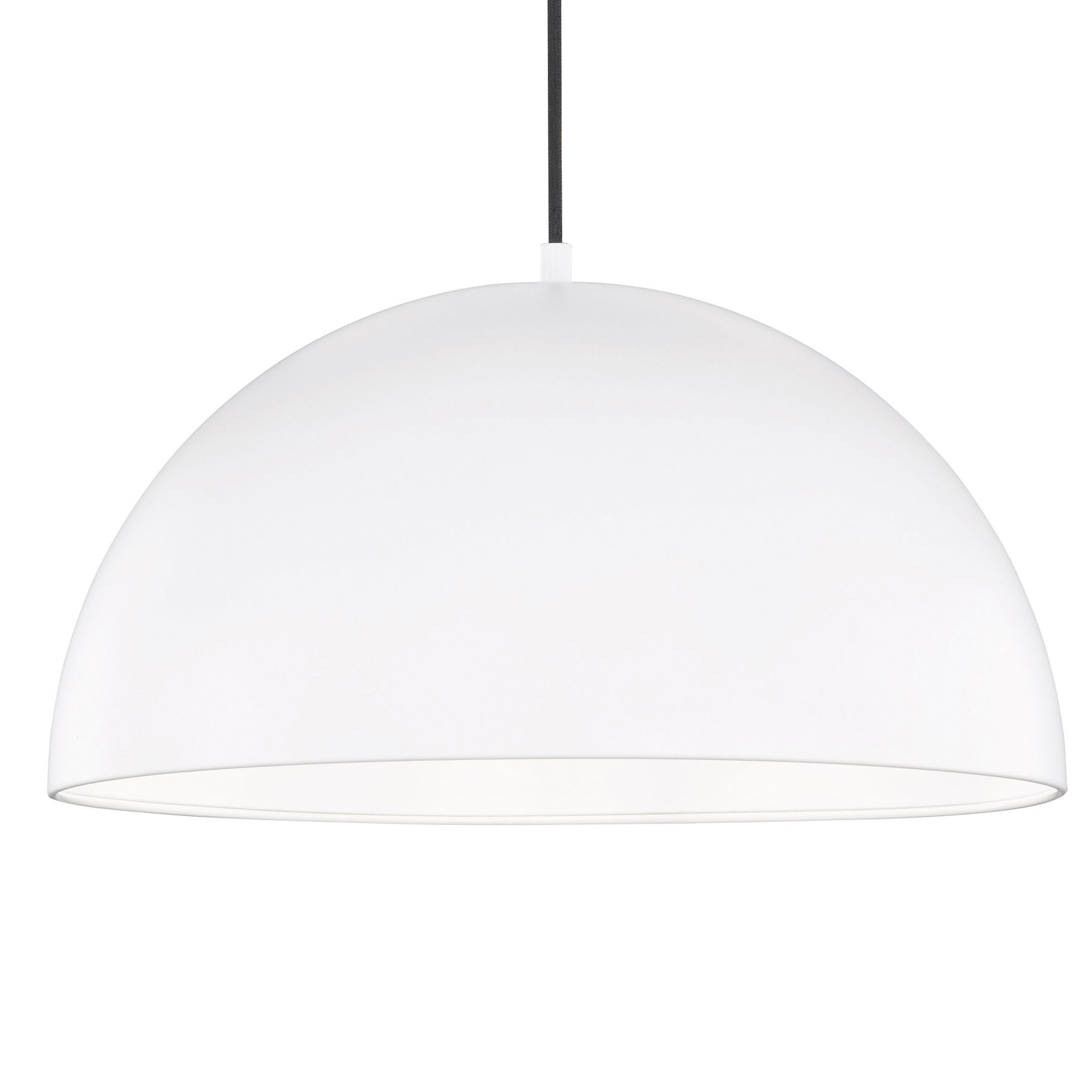Mooier wonen Kia hanglamp wit