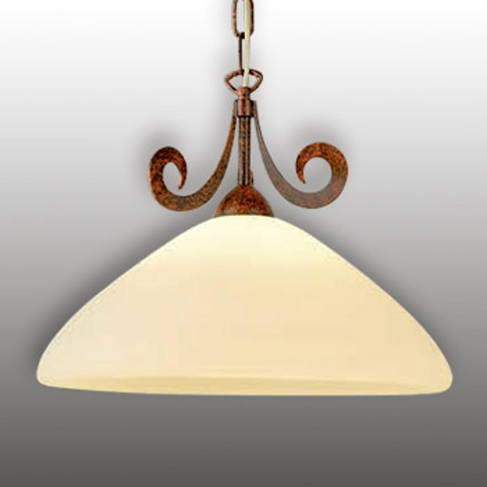 Stylowa lampa wisząca Ginevra