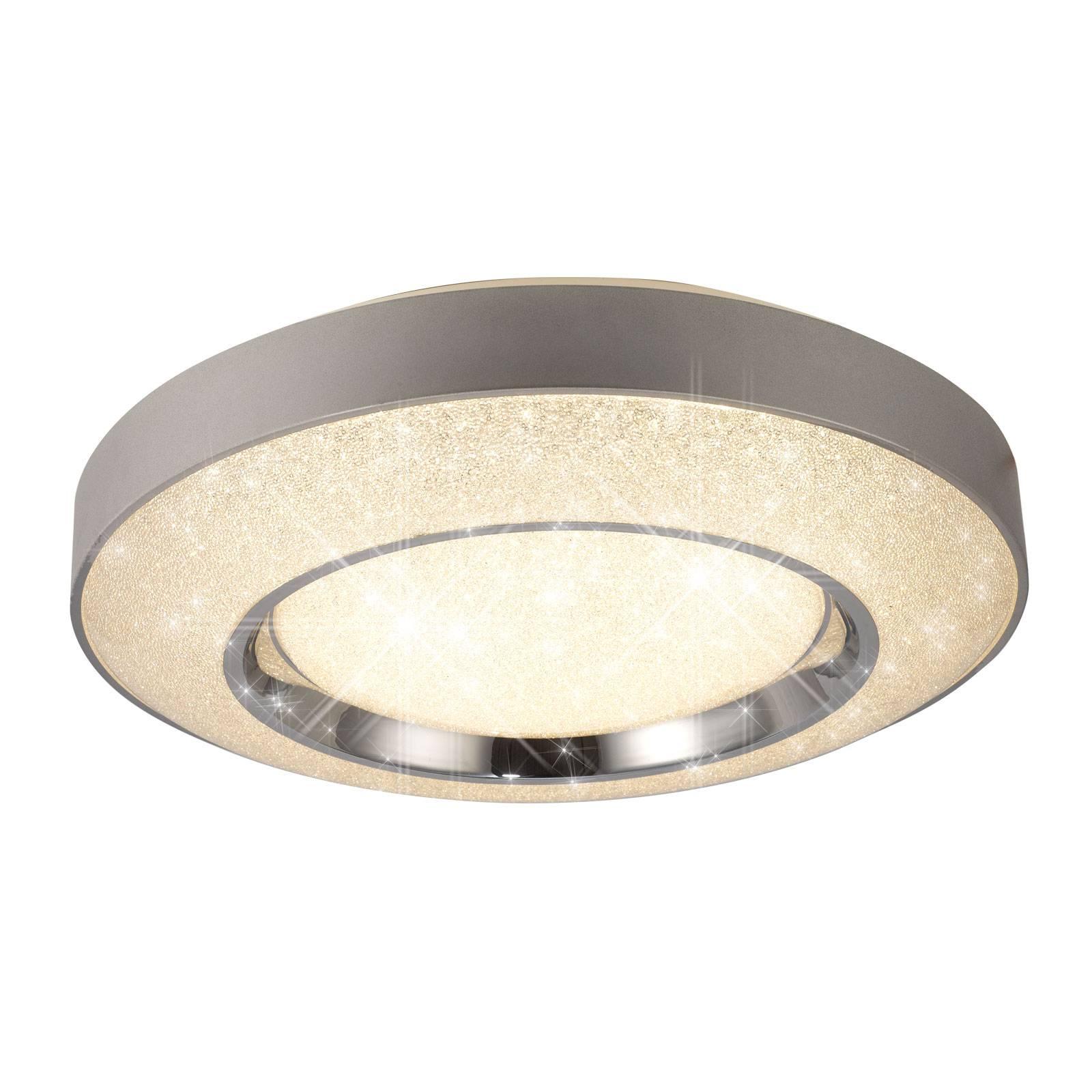 LED plafondlamp Santorini afstandsbediening Ø52 cm