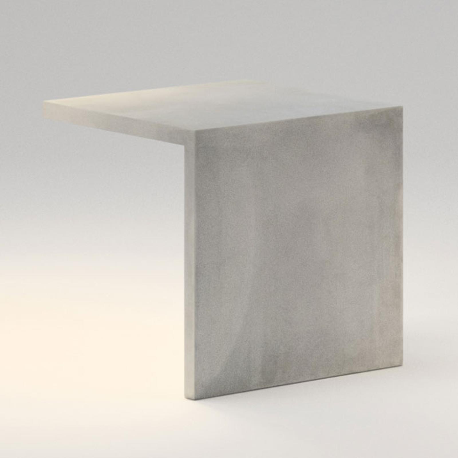 Vibia Empty 4125 Außenleuchte aus Beton, 45 cm