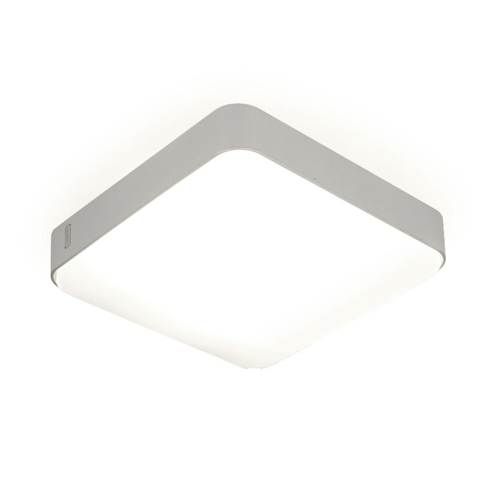 A20-SQ LED-taklampe, 30x30 cm, 3 000 K