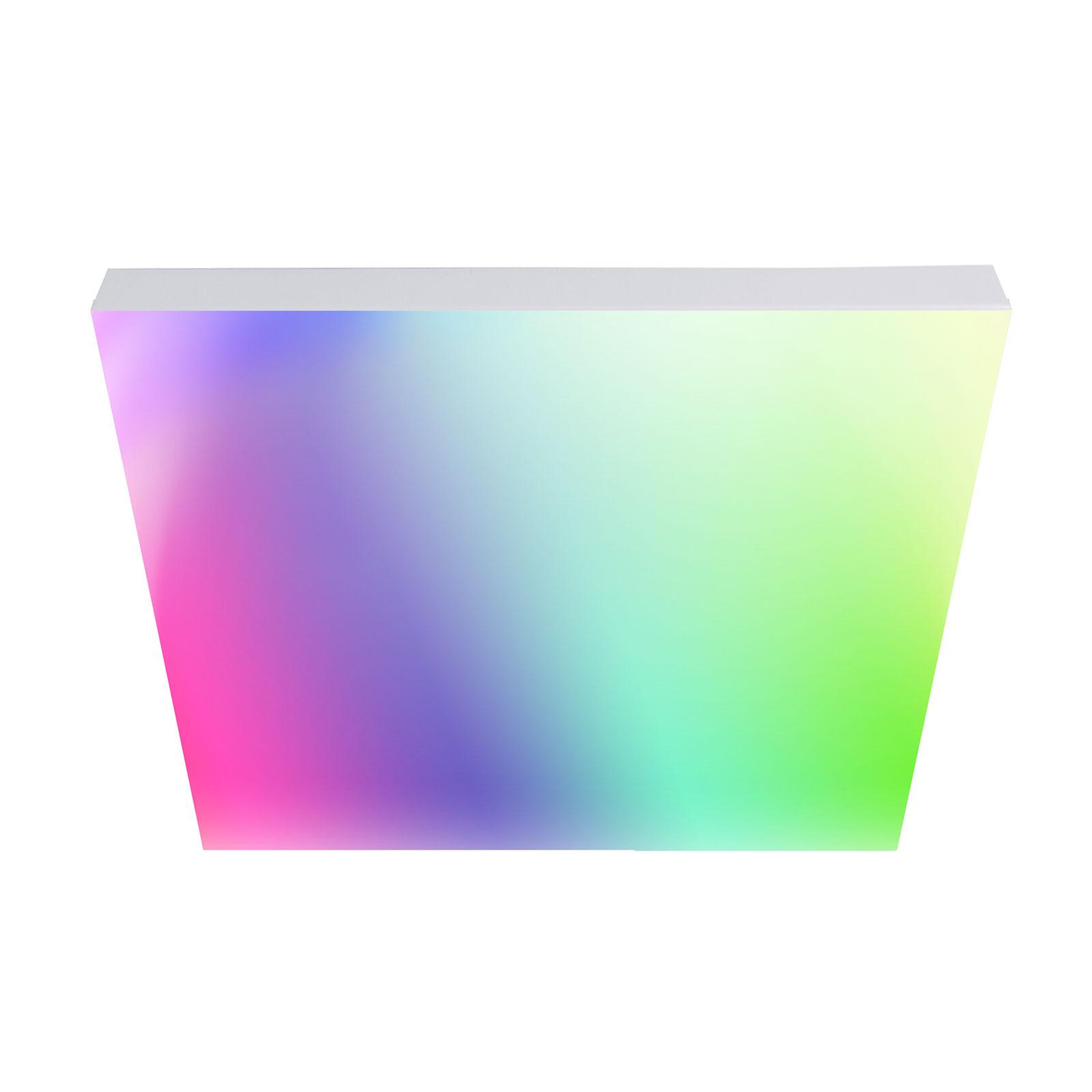 Müller Licht tint Aris LED-panel 30 x 30 cm RGBW