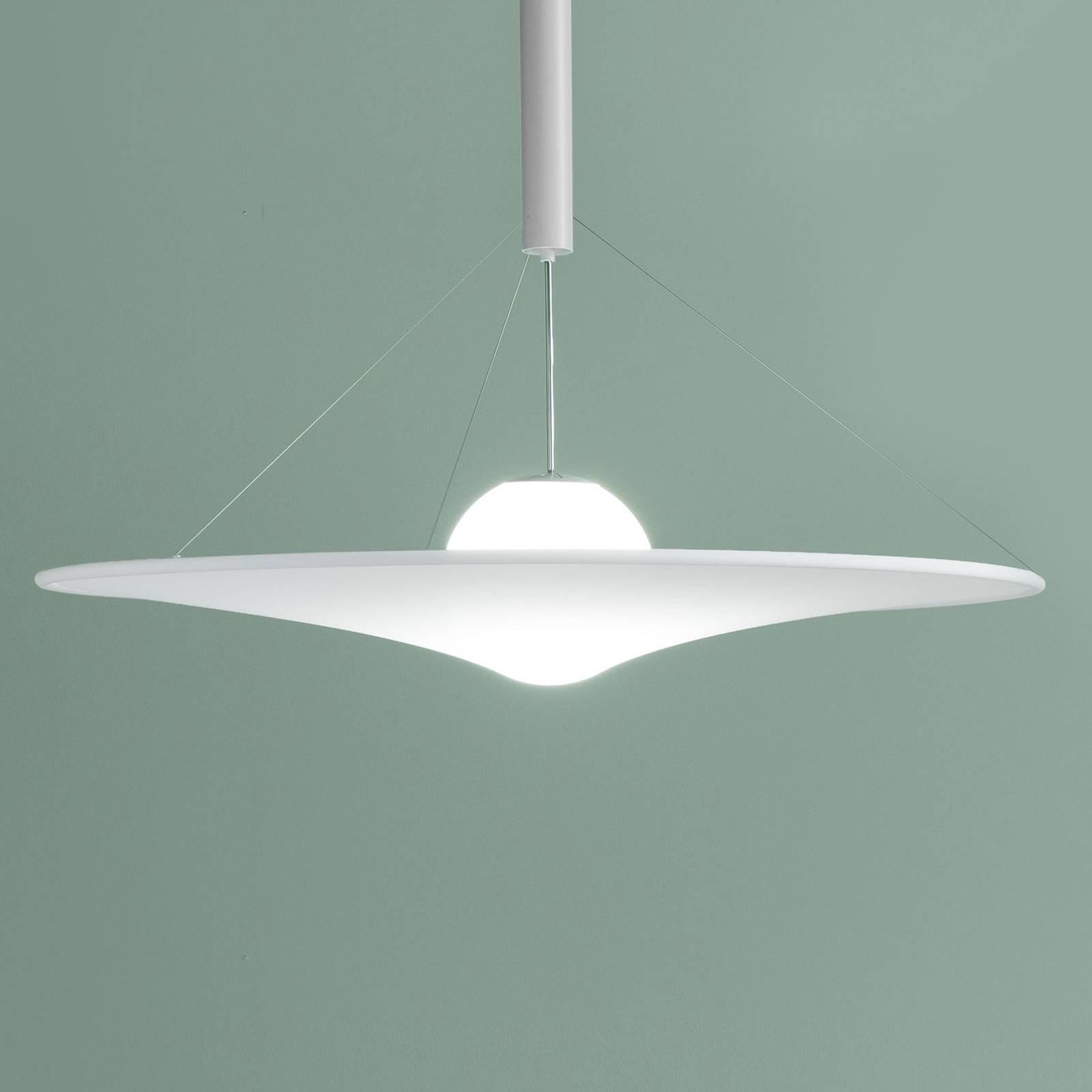 Axolight Manto LED design-hanglamp, Ø 120cm