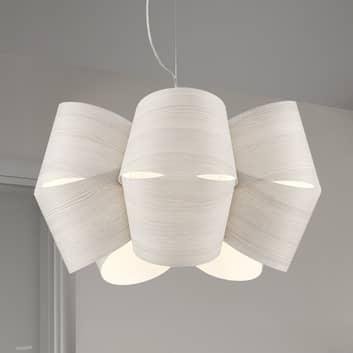 Alien - isgrå hængelampe