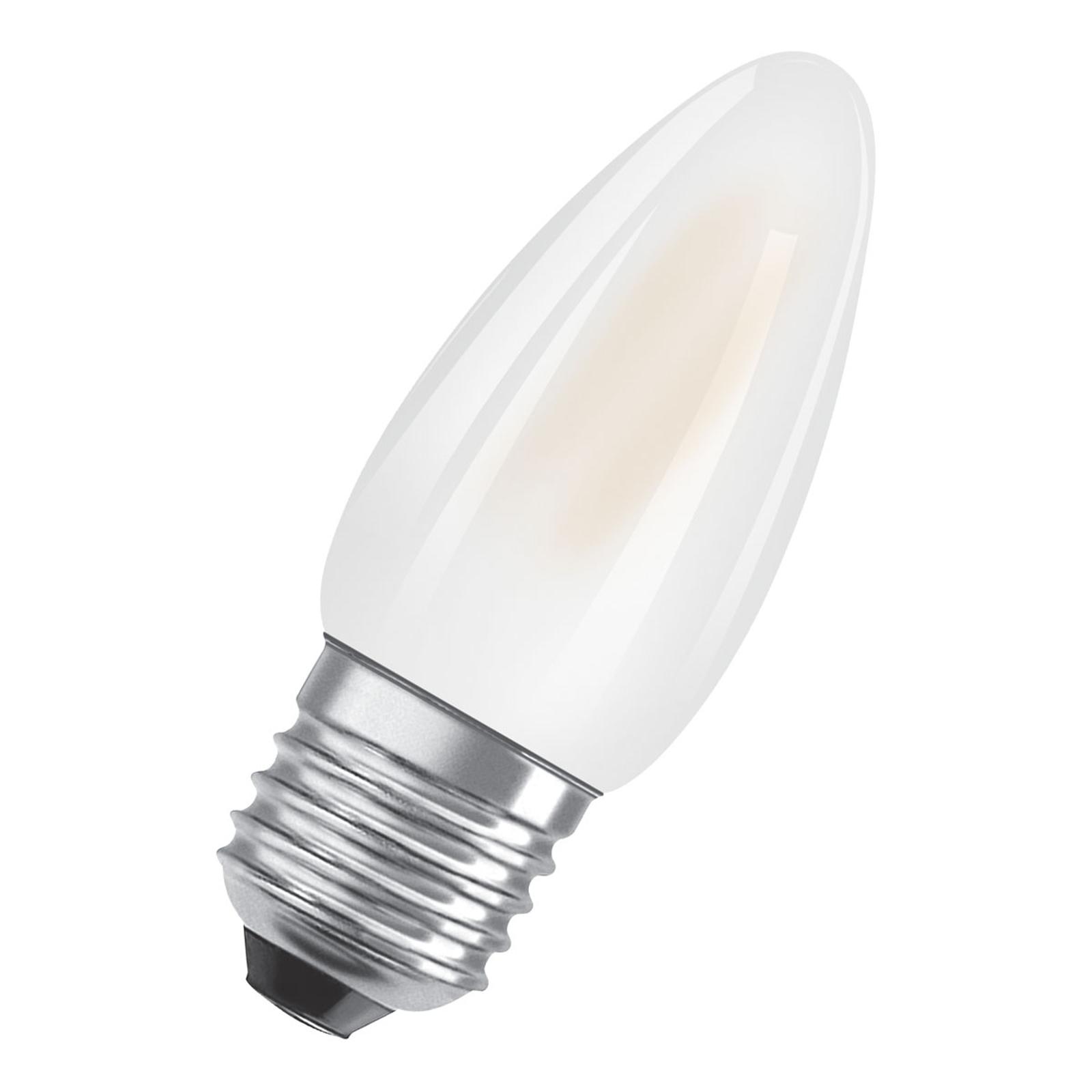 OSRAM LED-Kerzenlampe E27 4W Classic B 2.700K matt kaufen