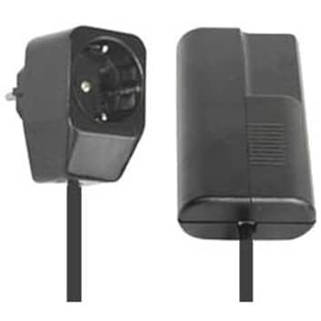 Snordæmper 20W - 400W sort