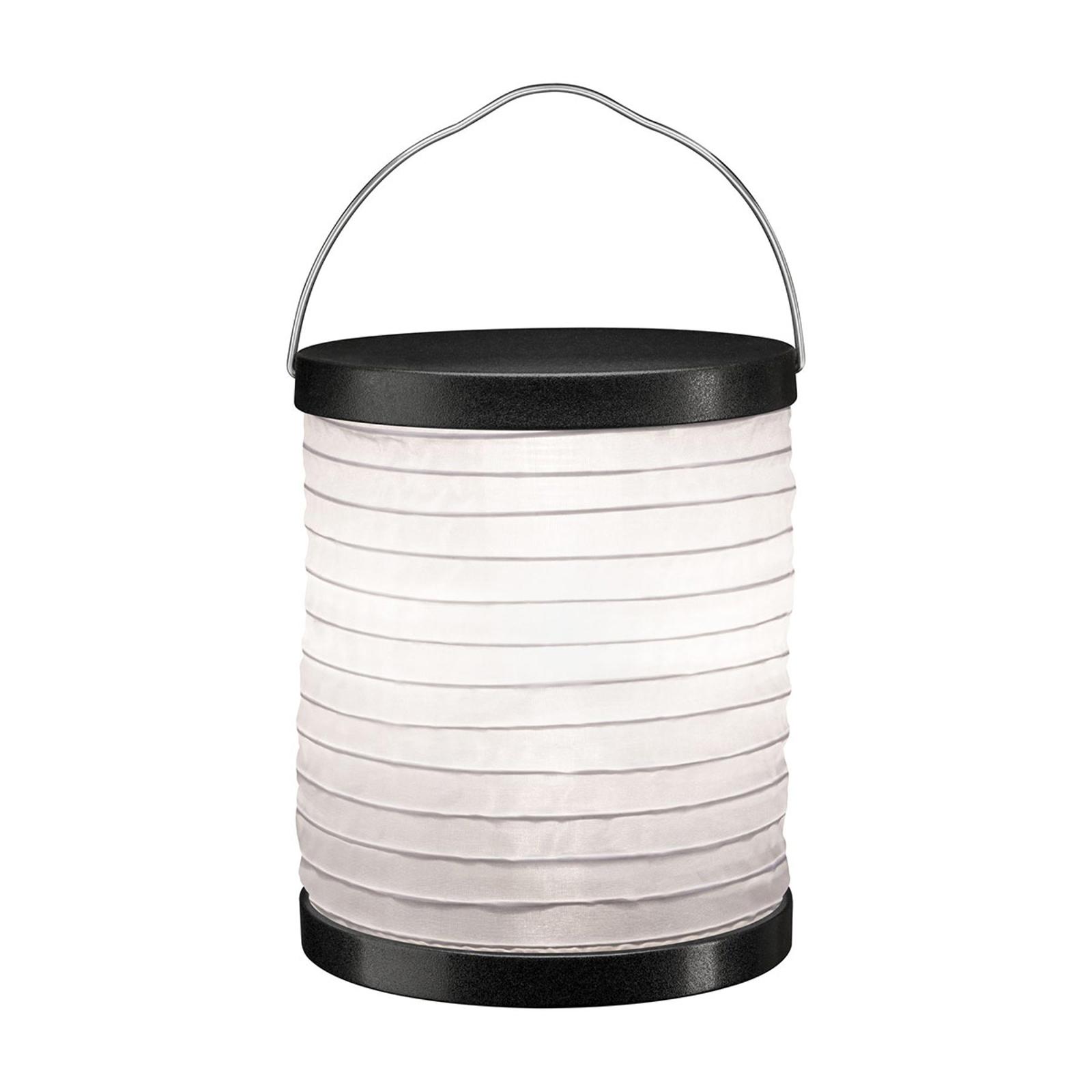 Paulmann mobiele Lampion tafellamp accu antraciet
