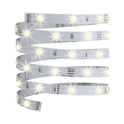 Paulmann YourLED Eco LED-Strip, 3m weiß warmweiß