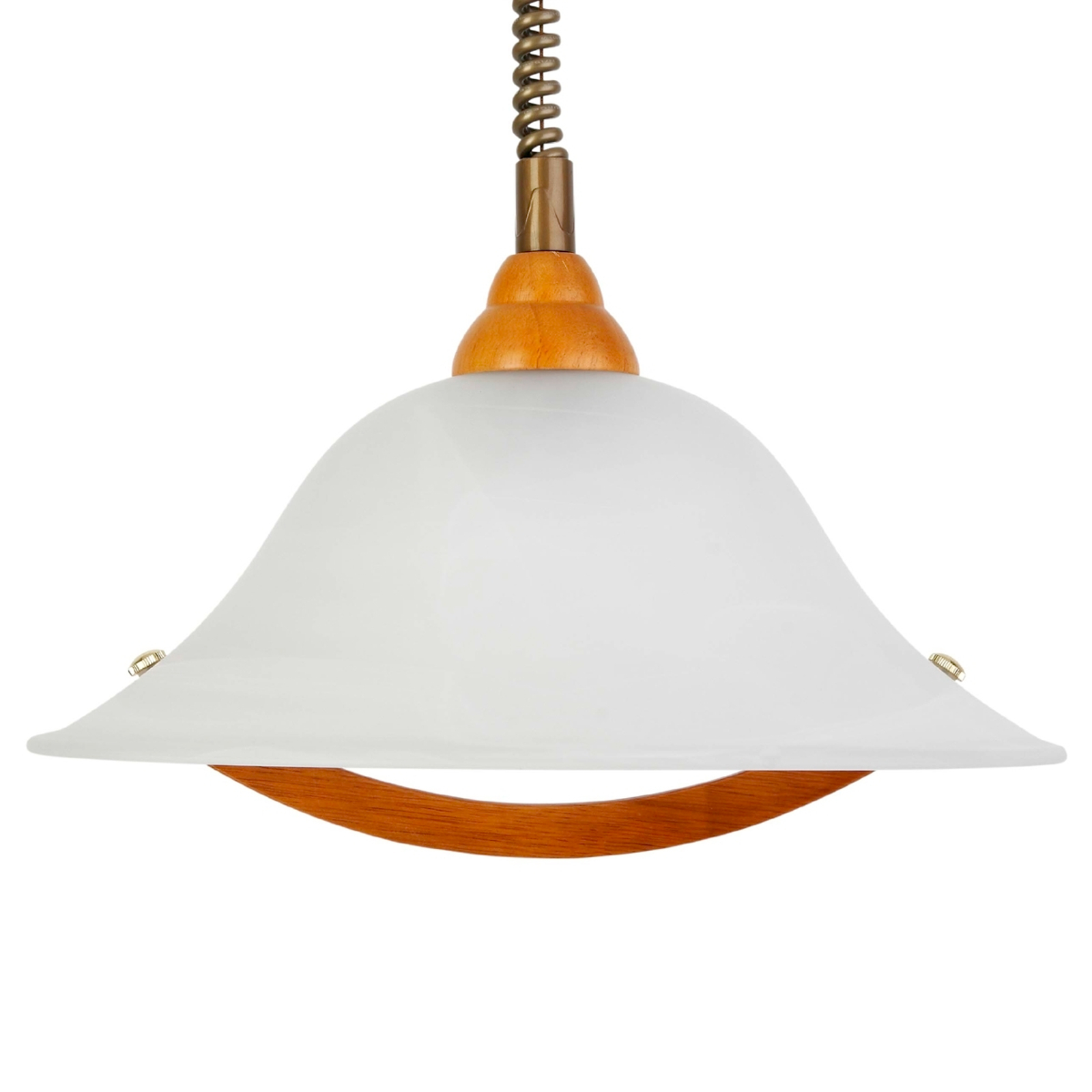Lámpara colgante Torbole elegante