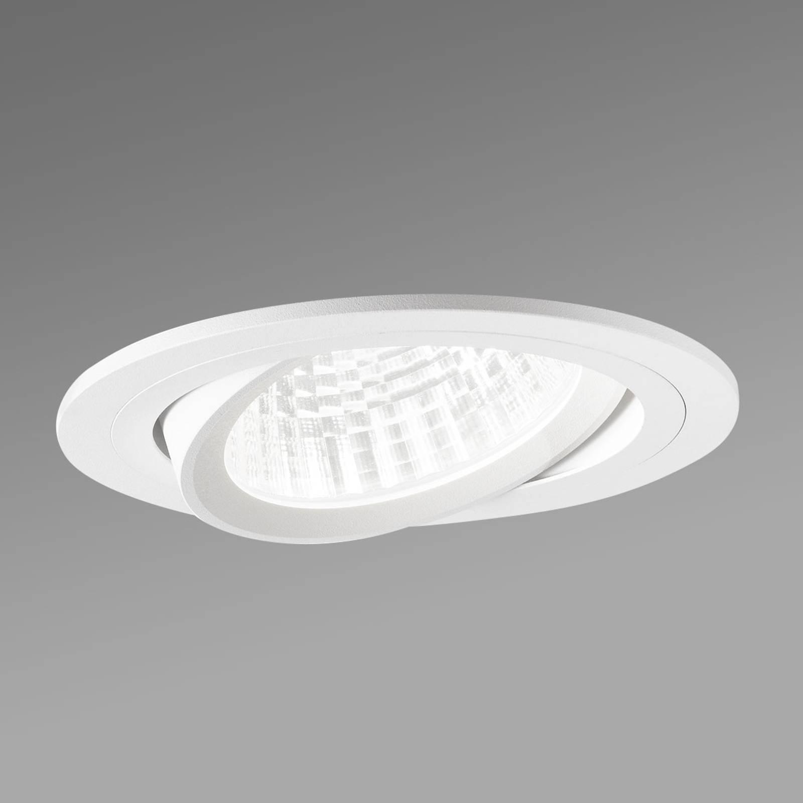 LED-Einbaustrahler Varo, 2 x 20° schwenkbar