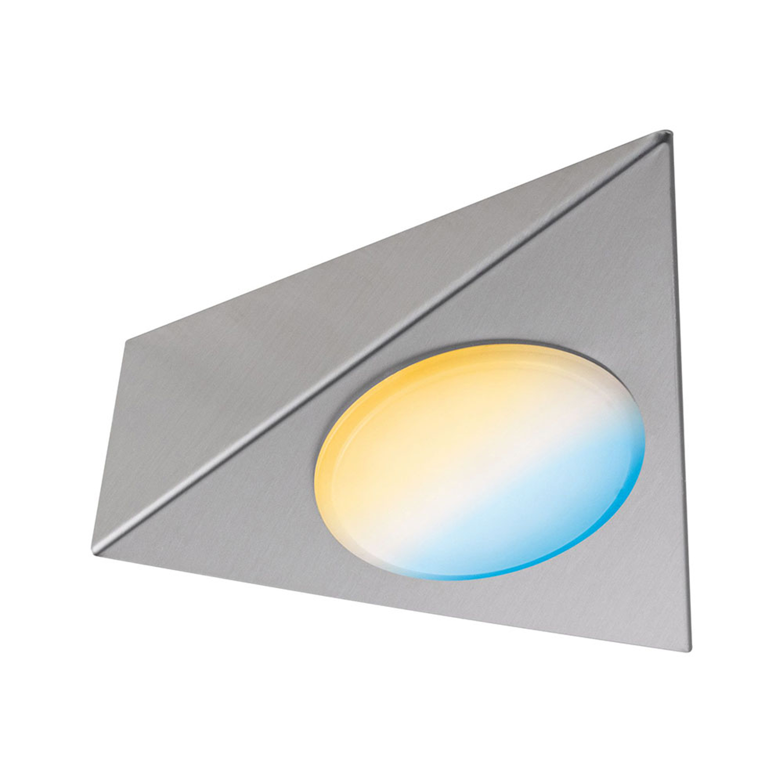 Paulmann Clever Connect Trigo lampa mebli nikiel