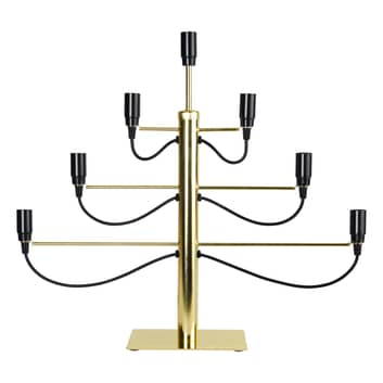 Chandelier Milano à sept lampes