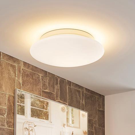 Toan – valkoinen LED-lasikattovalaisin IP44
