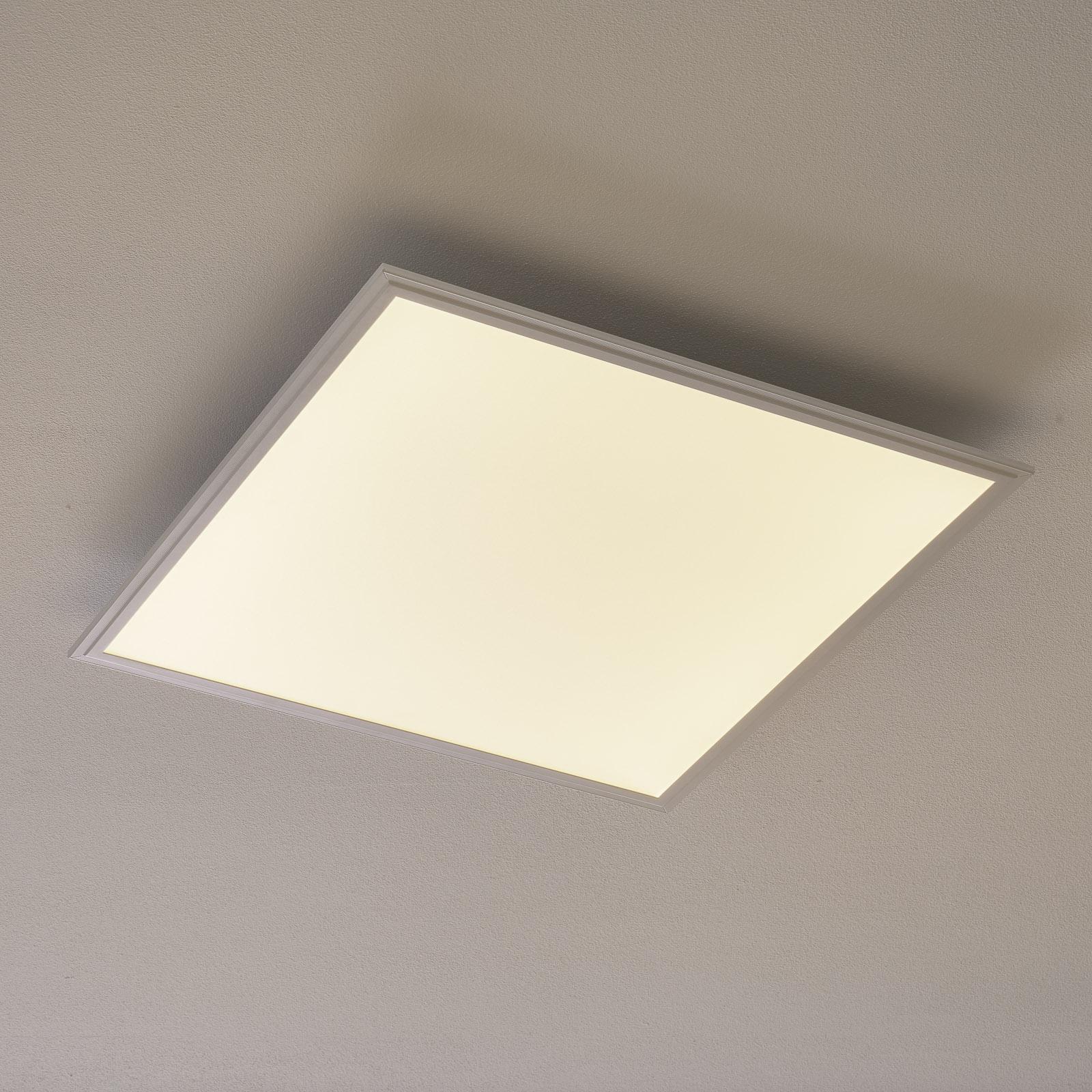 Eglo connect Salobrena-C LED-panel, 59,5 x 59,5 cm