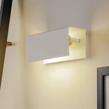 Lámpara de pared Tolos K1 White de acero