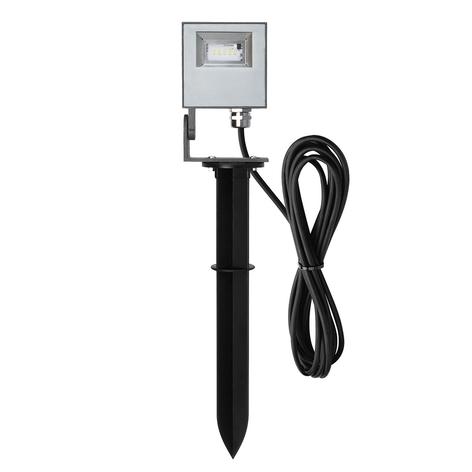 Lampa LED z grotem Focus+Zero Kit S/EW