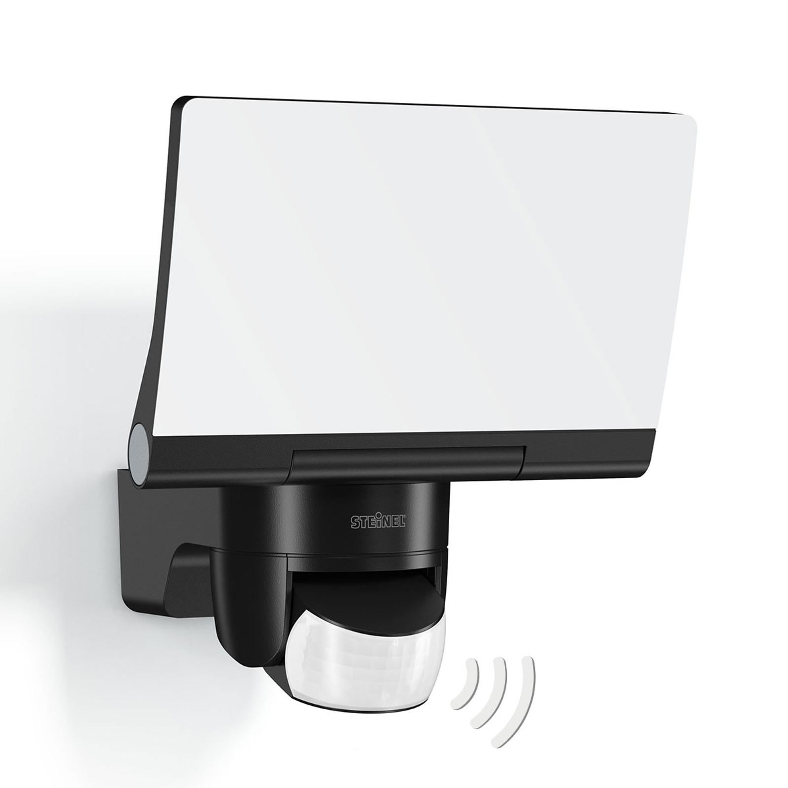 Steinel XLED Home 2 Smart Friends spot svart