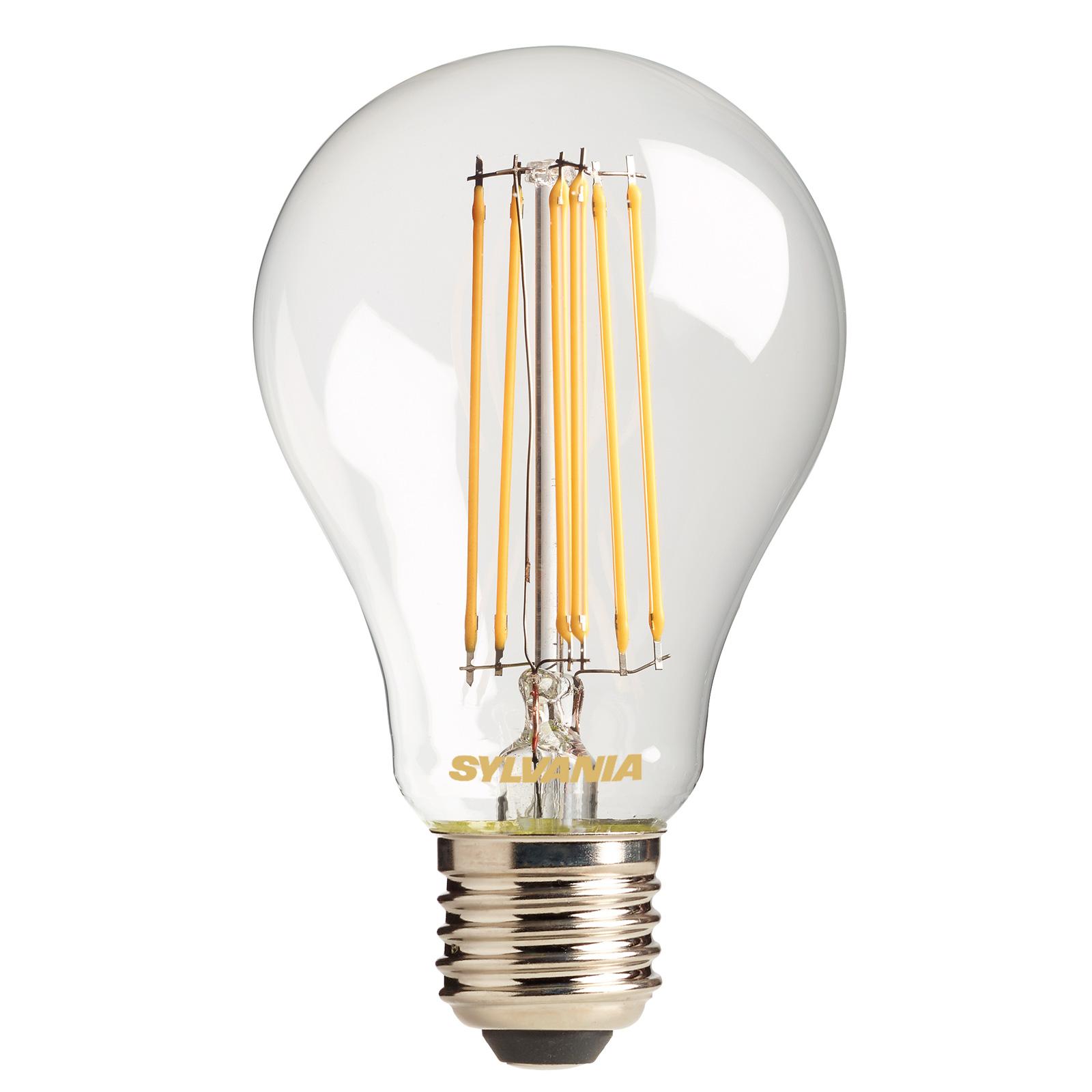 LED-Lampe E27 Filament ToLEDo RT A67 11W 827 klar