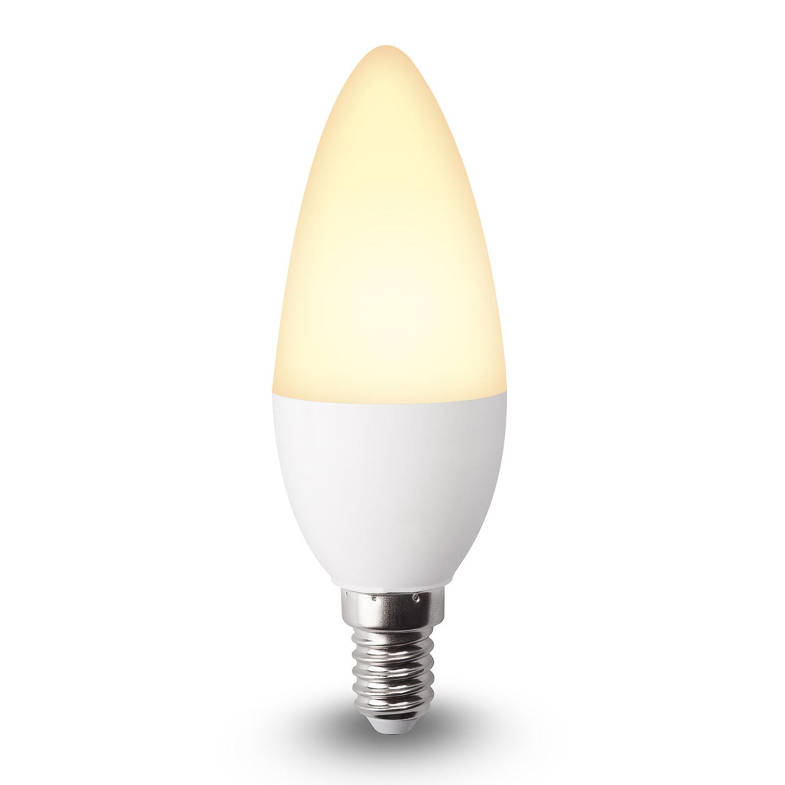 E14 5,3 W LED-Lampe Innr Smart Bulb, warmweiß