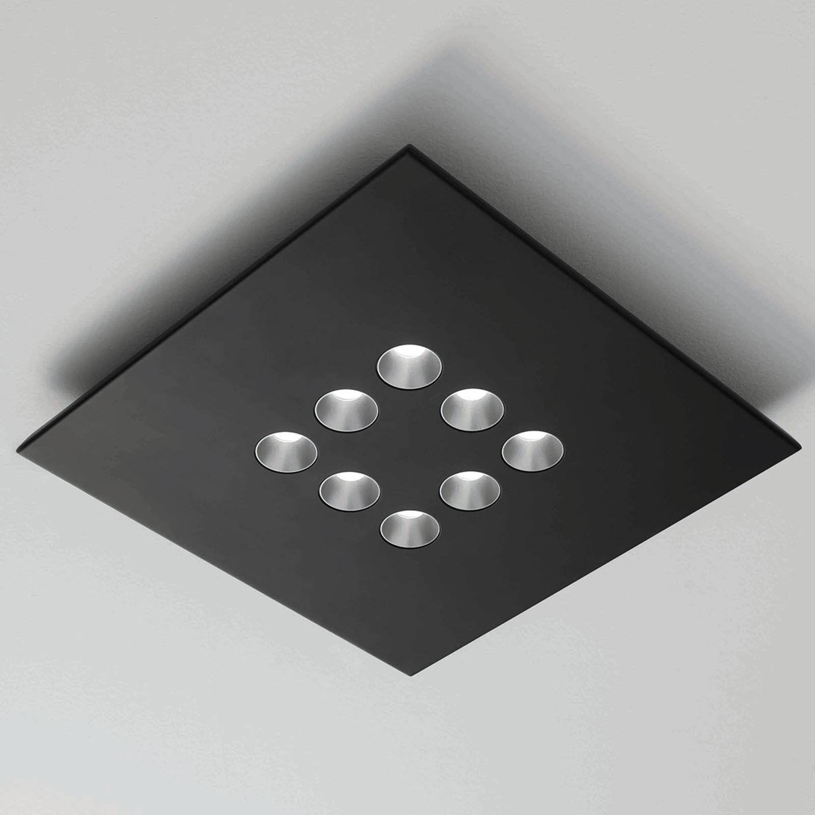 ICONE Confort LED plafondlamp in moderne optiek
