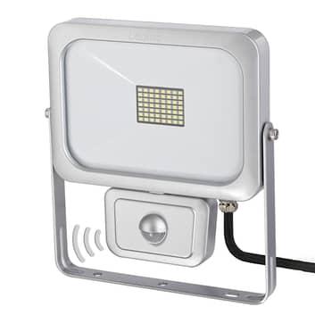 LED-Flutlichtstrahler Laim mit PIR-Sensor, 30W