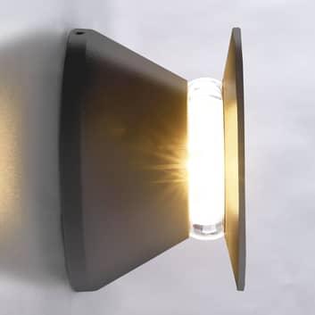 Malaga udendørs LED-væglampe