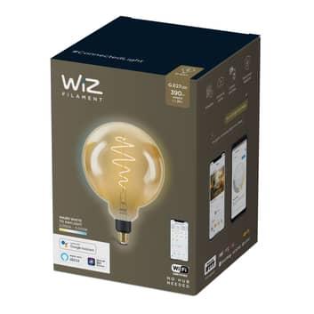 WiZ LED filamenti G200 E27 6,5W 2.000-5.000K ambra