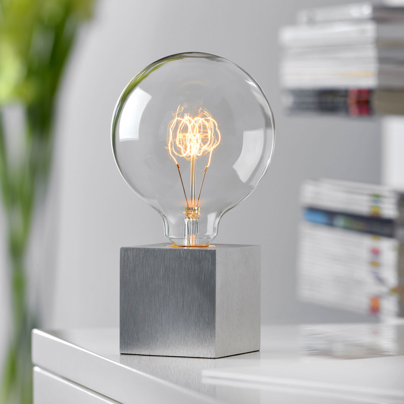 Cubic - de tafellamp met dat extraatje méér