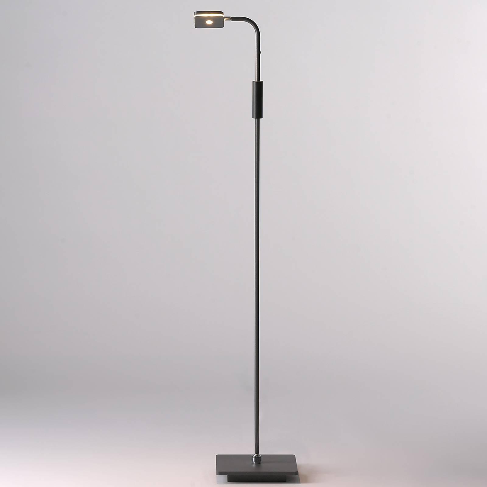 Bopp Move LED-Stehleuchte mit Akku, anthraztit