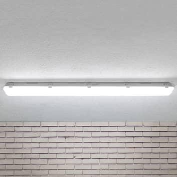 Plafonnier LED Mareen IP65 34W 121,5cm