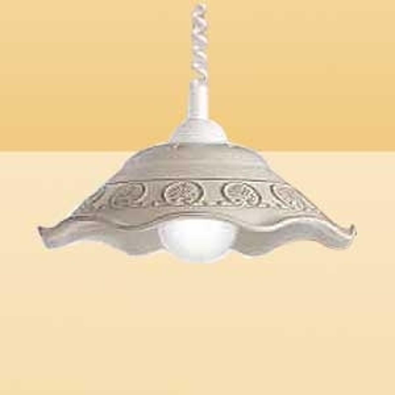 Rustykalna lampa wisząca FRANCA