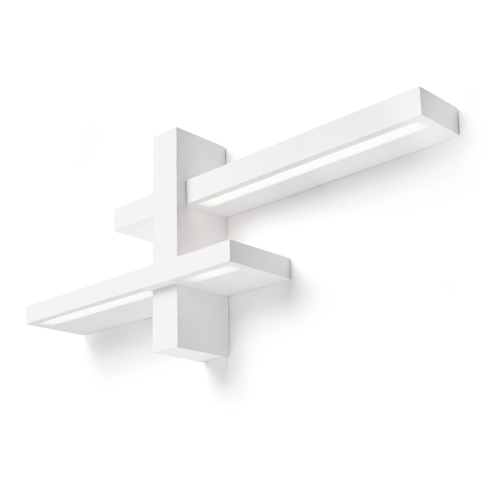 LED-vegglampe Magnesia T286 60 x 27 cm