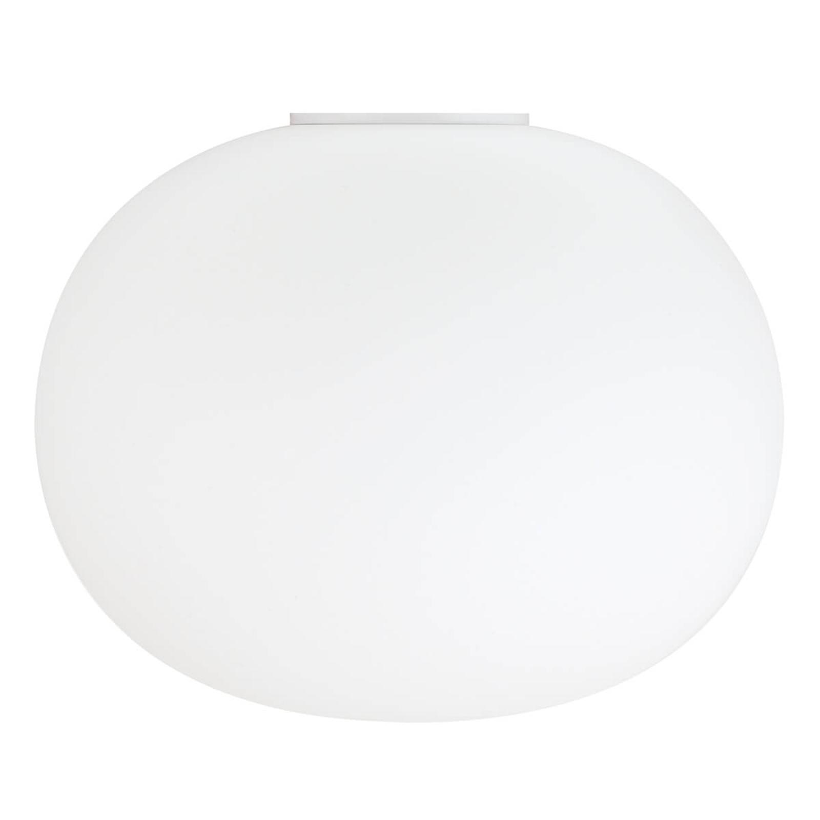 Klotrund taklampa GLO-BALL 45 cm