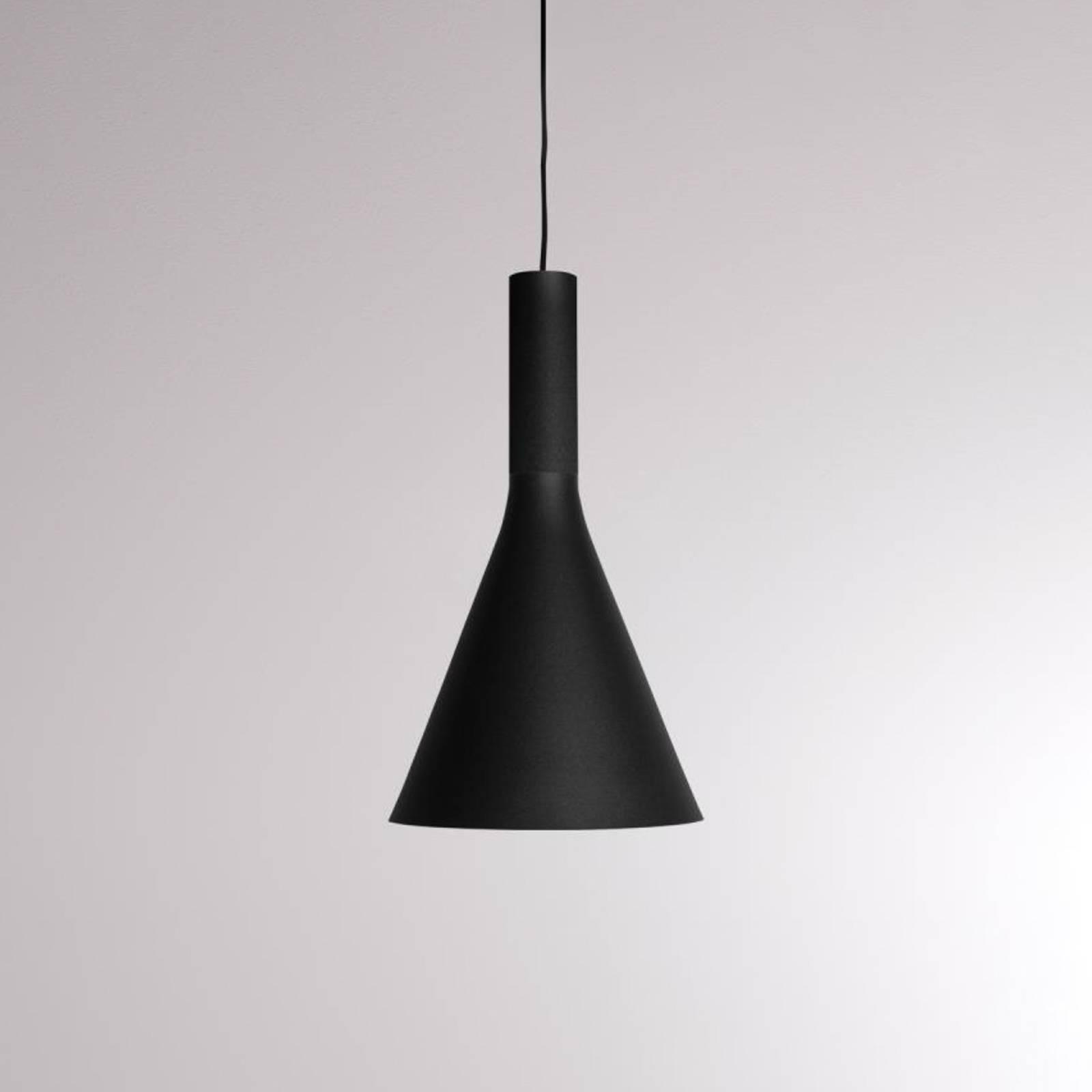 LOUM Lora Shade 1 suspension LED 2.700K noire