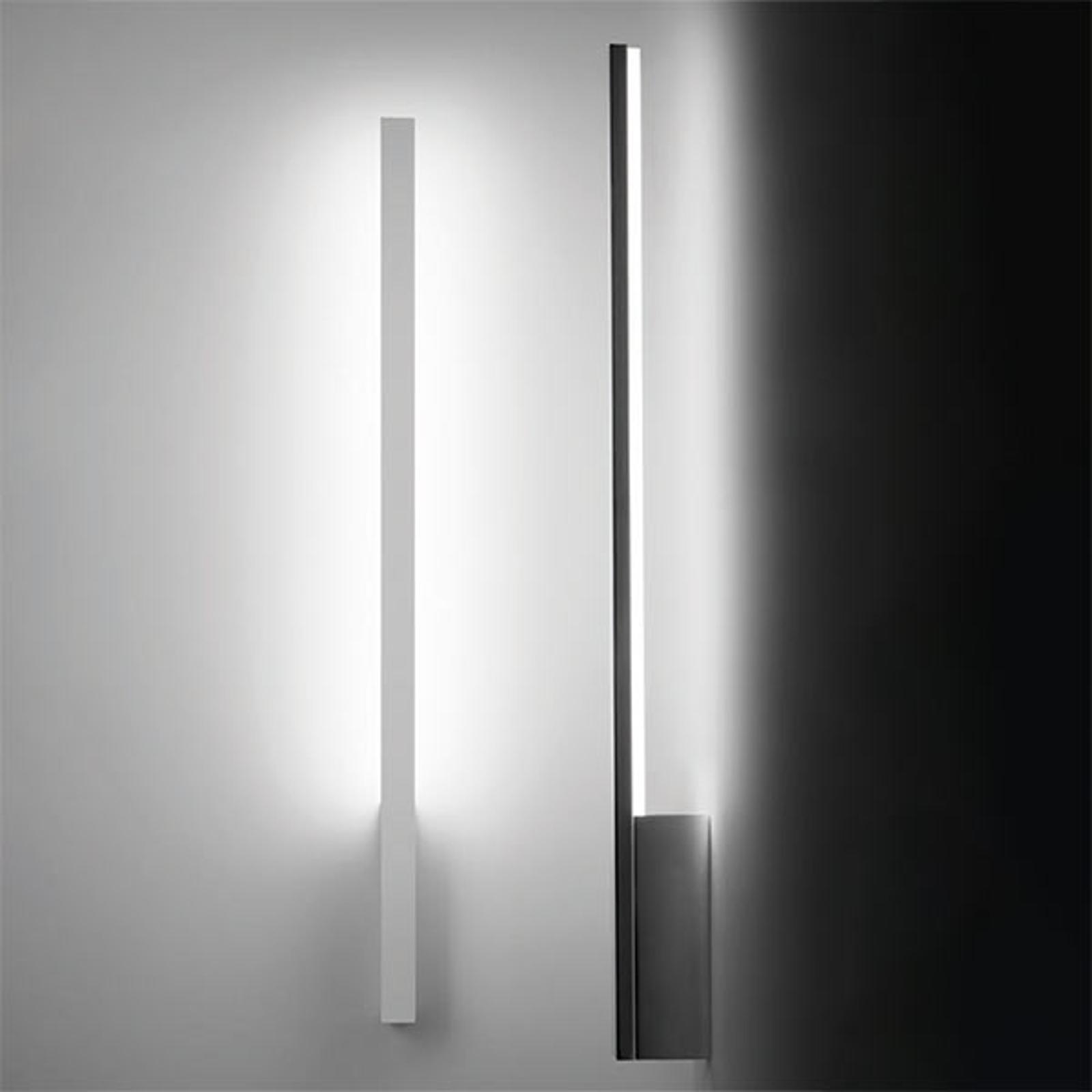 Xilema W1 - minimalistische LED wandlamp, wit