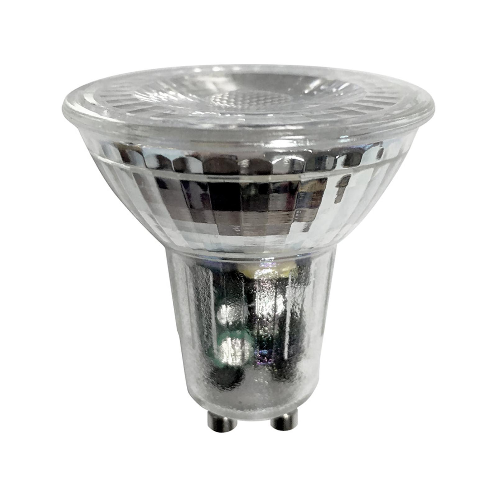 Reflektor LED Retro GU10 6W 827 36° ściemniany