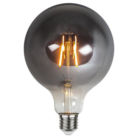 LED-bollamp E27 1,8W Plain Smoke 2.100K Ø 125mm