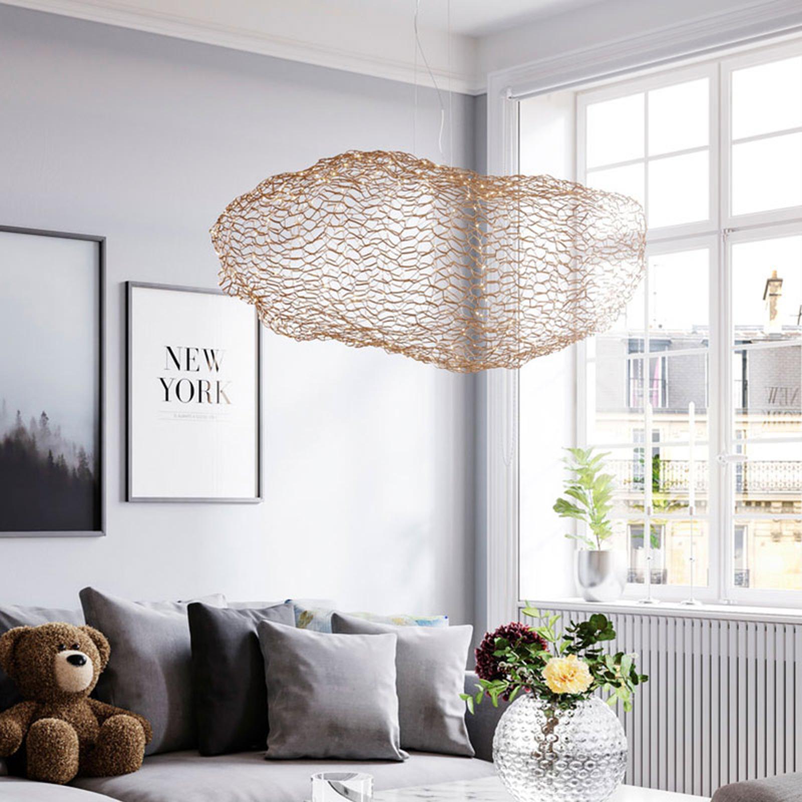 By Rydéns Hayden LED-hänglampa, 76 cm