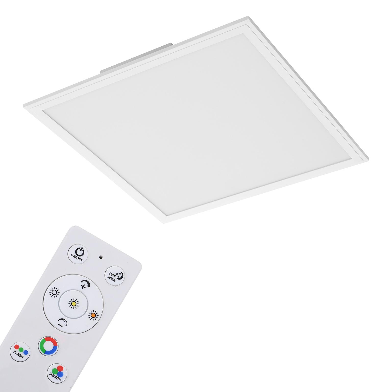 LED-Panel Colour 45cm x 45cm mit Fernbedienung