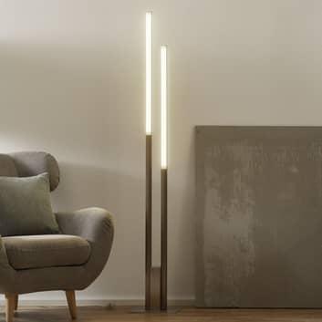 EGLO connect Fraioli-C LED-gulvlampe