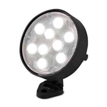 LED-undervattenspotlight Aqua, diameter 10,4 cm