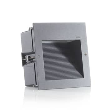 BEGA 24203 empotrado pared LED 3.000K atenuable