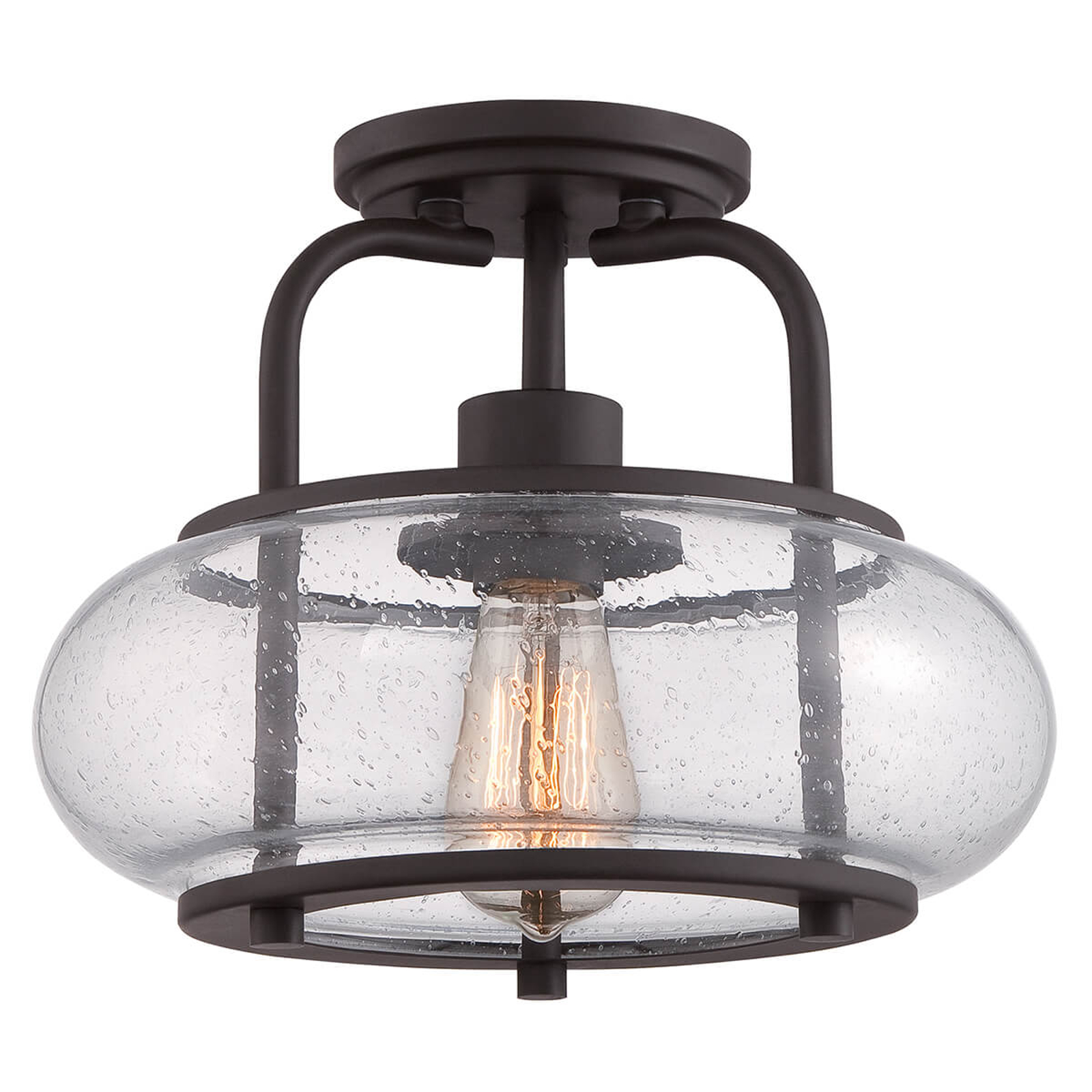 Plafondlamp Trilogy met afstand