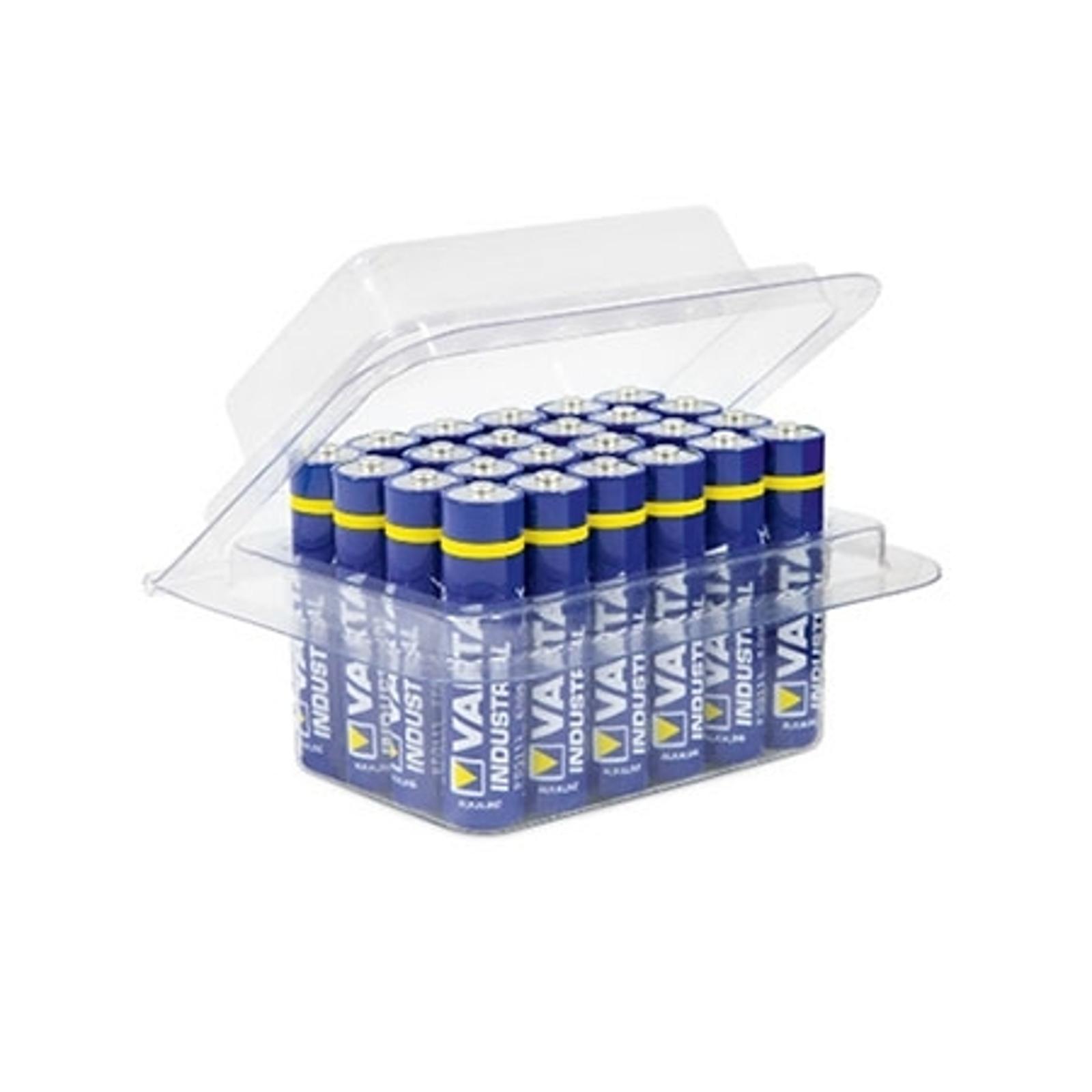24er Batteriboks VARTA Micro AAA